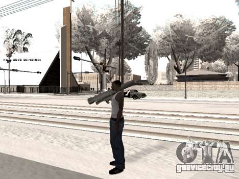 Colormod v5 для GTA San Andreas пятый скриншот