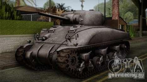 M4 Sherman для GTA San Andreas