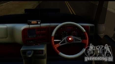 Mack Superliner 6x4 для GTA San Andreas вид справа