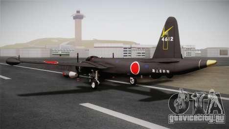 P2V-7 Lockheed Neptune RCAF для GTA San Andreas вид слева