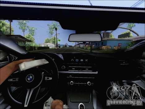 BMW M6 Cabriolet 2012 для GTA San Andreas вид справа
