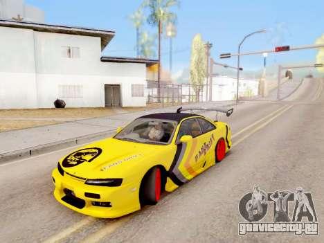 Реальное управление из GTA 4 для GTA San Andreas второй скриншот