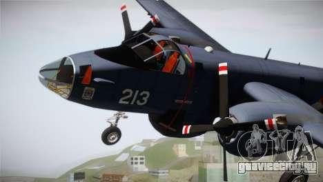 Lockheed P2V-7 Neptune MLD для GTA San Andreas