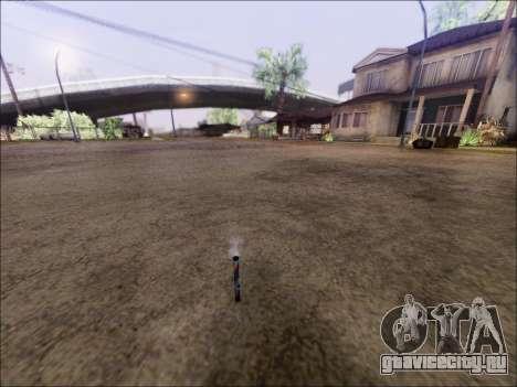 Запуск Фейерверка для GTA San Andreas второй скриншот