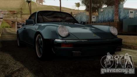 Porsche 911 Turbo 3.3 Coupe 930 1981 для GTA San Andreas