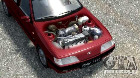Daewoo Espero 2.0 CD 1996 для GTA 4 колёса
