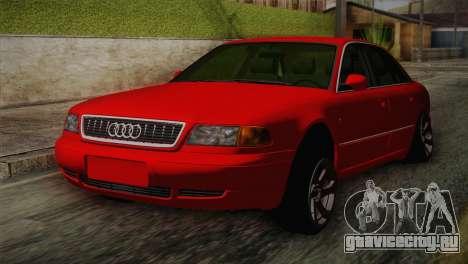 Audi A8 2000 для GTA San Andreas