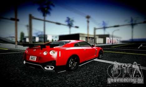Blacks Med ENB для GTA San Andreas второй скриншот