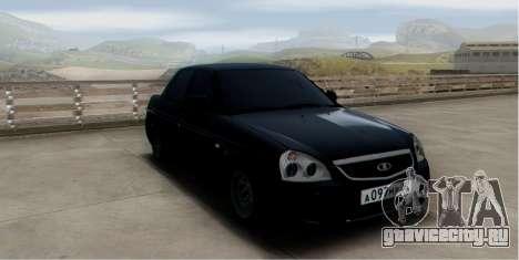 ВАЗ 2170 Каспийский Груз для GTA San Andreas