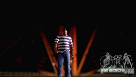 Reflective ENB Series для GTA San Andreas третий скриншот