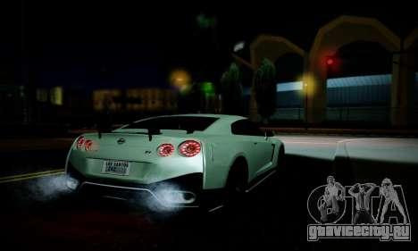 Blacks Med ENB для GTA San Andreas одинадцатый скриншот
