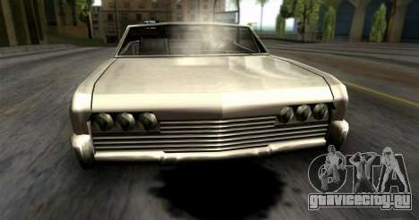 Утечка масла для GTA San Andreas третий скриншот