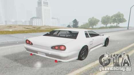 Elegy Facelift S15 для GTA San Andreas