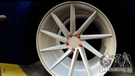Volkswagen Caddy v1 для GTA San Andreas вид справа