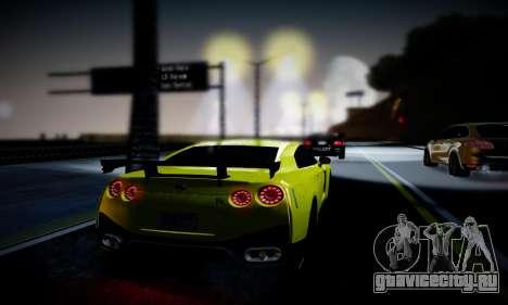 Blacks Med ENB для GTA San Andreas двенадцатый скриншот