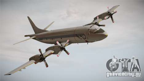 German Navy P-3C Orion MFG 3 50th Anniversary для GTA San Andreas