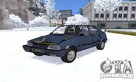 Dacia Super Nova для GTA San Andreas