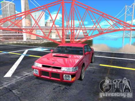 High Definition Graphics для GTA San Andreas