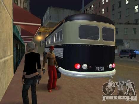 Bus из GTA 3 для GTA San Andreas вид сзади