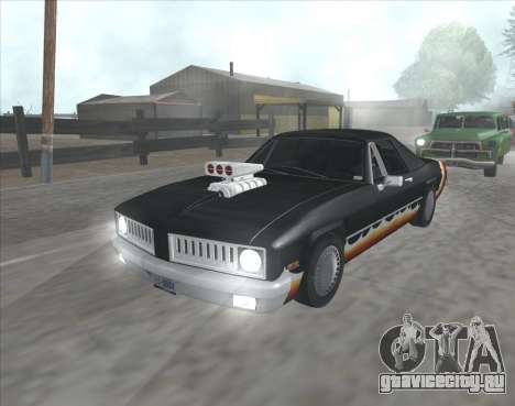 Diablo Stallion из GTA 3 для GTA San Andreas