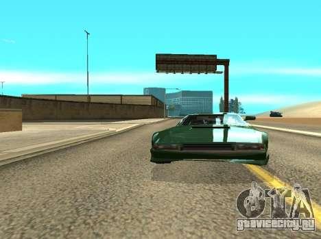 ENB Отражения на авто для GTA San Andreas второй скриншот