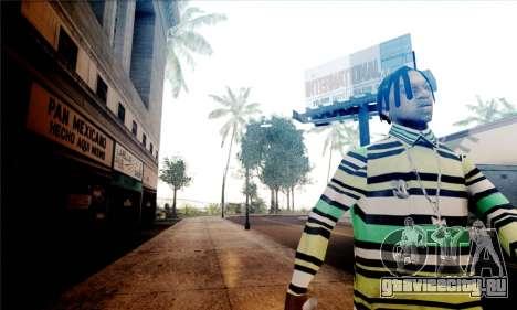 S-Shader Final Edition для GTA San Andreas четвёртый скриншот