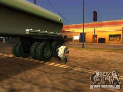 SilentPatch 1.1 для GTA San Andreas четвёртый скриншот