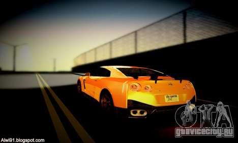 Blacks Med ENB для GTA San Andreas десятый скриншот