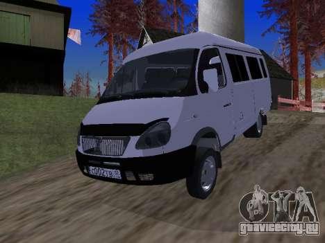 ГАЗ 2705 для GTA San Andreas