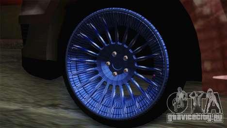 Dacia Logan Most Wanted Edition v1 для GTA San Andreas вид сзади слева