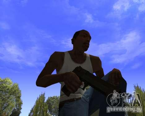 Skins Weapon pack CS:GO для GTA San Andreas четвёртый скриншот