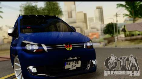Volkswagen Caddy v1 для GTA San Andreas