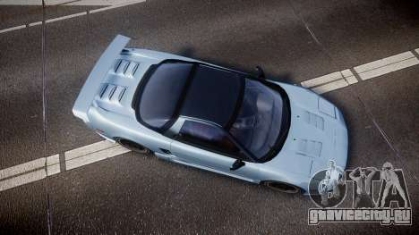 Honda NSX 1998 [EPM] для GTA 4