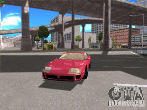 High Definition Graphics для GTA San Andreas второй скриншот