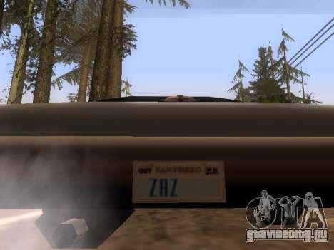 SilentPatch 1.1 для GTA San Andreas второй скриншот