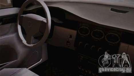 MP3 Fathom Lemanja LX SA Mobile для GTA San Andreas вид справа