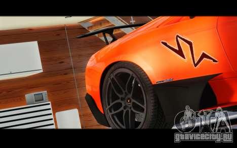 Forza Motorsport 5 Garage для GTA 4 шестой скриншот
