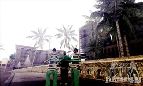 S-Shader Final Edition для GTA San Andreas второй скриншот