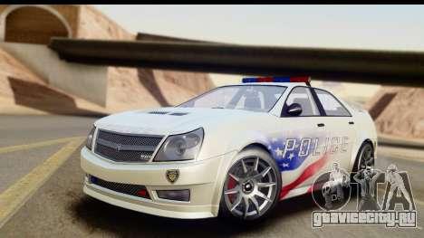 EFLC TBoGT Albany Police Stinger для GTA San Andreas