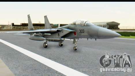 F-15J Mitsubishi Heavy Industries для GTA San Andreas