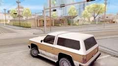 Реальное управление из GTA 4 для GTA San Andreas