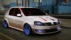 Dacia Logan Most Wanted Edition v3 для GTA San Andreas