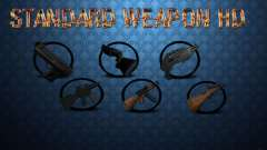 Standard HD Weapon Pack