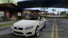 BMW M6 Cabriolet 2012