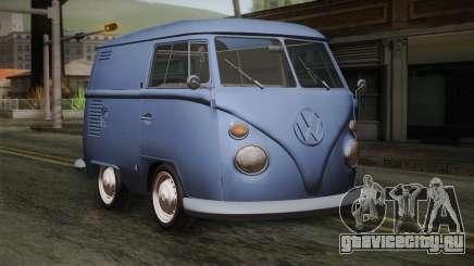 Volkswagen T1 Short для GTA San Andreas