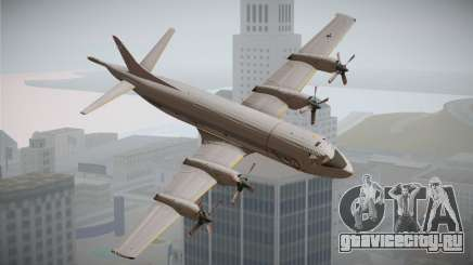 German Navy P-3C Orion MFG 3 50th Anniversary для GTA San Andreas