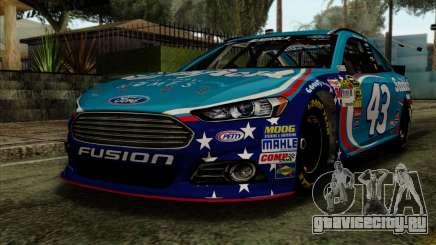 NASCAR Ford Fusion 2013 для GTA San Andreas