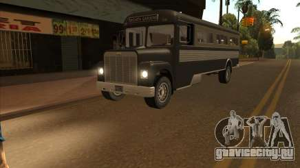 Bus из GTA 3 для GTA San Andreas