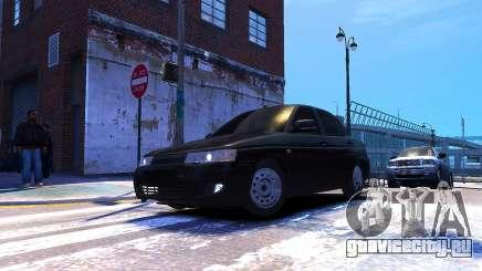Lada 2110 для GTA 4