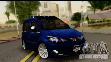 Volkswagen Caddy v1 для GTA San Andreas